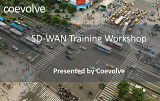 SD-WAN Training Workshop